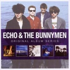 Echo And The Bunnymen - Original Album Series (NEW 5CD)