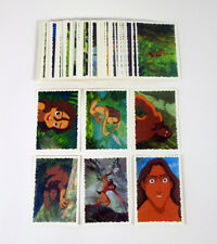 1999 Panini Disney's Tarzan Album Sticker Set (120) Nm/Mt