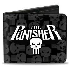 Wallet Marvel Comics Punisher PSP