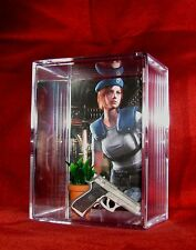 ~Resident Evil (inspired By) *JILL's CASE*..you get all you see.(BRAND NEW)