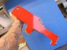 STIHL CHAINSAW 064 066 MS660 HANDLE TANK GUARD PROTECTION PLATE POWDER ORANGE