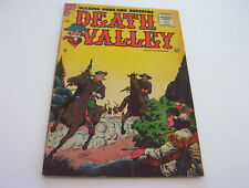 DEATH VALLEY COMIC #9  OCTOBER 1956  **GOLDEN AGE CLASSIC BARGAIN CAVE COPY**