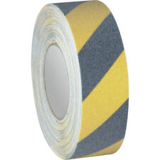 Anti-Slip Tape Hazard High Grip Adhesive for Industrial/Safety 50mm x 9 Metres
