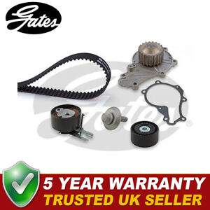 Gates Timing Cam Belt Water Pump Kit KP15587XS  - BRAND NEW - 5 YEAR WARRANTY