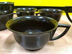 Antique art deco bakelite coffee tea cup