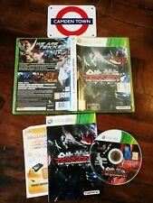 🎮Tekken Tag Tournament 2 Xbox 360 Eccellente Edizione Italiana Completa