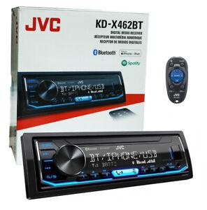JVC KD-X462BT Digital Media Receiver w/Bluetooth & USB/AUX Input
