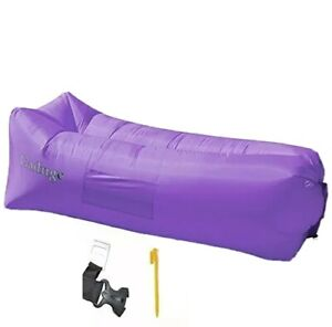 Gaduge Outdoor Inflatable Lounger & Pool Chair, Hangout Sofa & Inflatable Couch