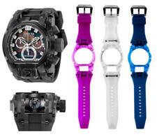 Invicta 52mm Bolt Zeus Magnum Anatomic Swiss Chrono Watch w/ interchangable Band