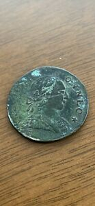 1788 Connecticut Colonial Copper Bust Right
