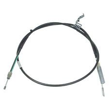 OE Replacement for 2003-2005 Ford E-450 Super Duty Rear Left Parking Brake Cable Base//Custom