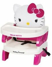 NIB Baby Trend Hello Kitty EasySeat Portable Booster High Chair Seat