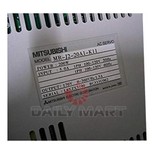 New In Box Mitsubishi Mr J2 20a1 K11 Ac Servo Drive