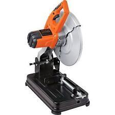 230V 355mm Cut Off Saw 90° 45° 2100W Free Cutting Blade (Genuine Neilsen CT1416)