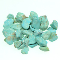 One Turquoise Nugget 5-10mm Small TQK USA Reiki Healing Crystal Natural Stone