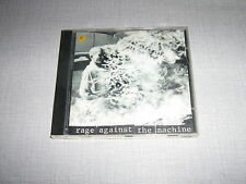 RAGE AGAINST THE MACHINE CD BOMBTRACK