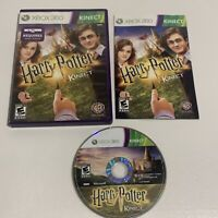 Harry Potter for Kinect - Xbox 360 Game - Complete & Tested