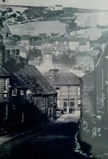 """LUTON LOOKING TOWARDS THE HIGH STREET, CHATHAM, KENT 7X5"""" REPRODUCED PRINT 2"""