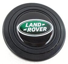 Land Rover Steering Wheel Horn bouton poussoir. S'adapte MOMO SPARCO OMP Nardi RAID etc