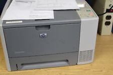 HP LASERJET 2430N  LASER PRINTER only 145K page count with %81 toner