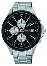 Dress/Formal Polished Round Wristwatches with Chronograph