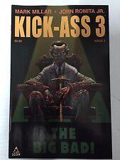 Kick-Ass 3 # 2 (Of 8) Mark Millar John Romita Jr Icon Comics (Marvel) Hit Girl