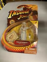 Indiana Jones Action Figure 2008 Series - Willie Scott - Brand New - MOC