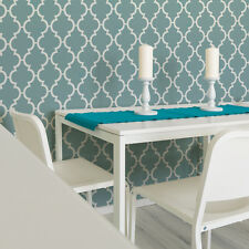 Moroccan Wall Stencil Zagora - Reusable Template for Your DIY Decor Project