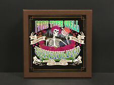 Grateful Dead Fare Thee Well 2015 Chicago Box Set Limited (12 cd) (7 dvd) LOOK!!