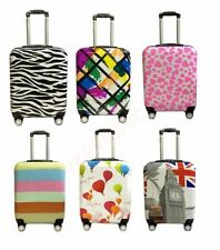 Unbranded Travel Bags & Hand Luggage with Spinner (4) Wheels