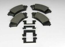 ACDelco 171-654 Front Disc Brake Pads