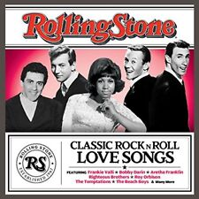 Rolling Stone - Classic Rock & Roll Love Songs ( Audio CD ) 01/01/13 NEW