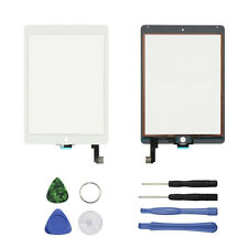 White Glass Touch Screen Digitizer Replacement For iPad Air 2 2nd Gen iPad 6 USA