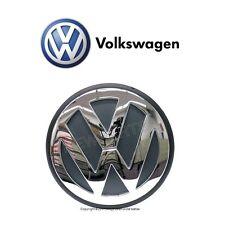 For Volkswagen Beetle GLS GL Hatchback TDI Turbo S Hood Emblem Chrome Genuine