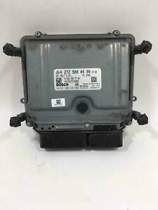 2009-2012 Mercedes-Benz C300 Electronic Engine Control Module A2729000400