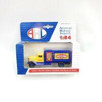 Vintage AHL/Hartoy 1:64 Ray-O-Vac Peterbilt 260 Diecast Delivery Truck-Mint-NIB