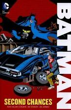 Batman Second Chances by Max Allan Collins DC 2015 TPB NEW