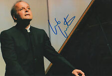 Louis Lortie signed 8x12 inch photo autograph