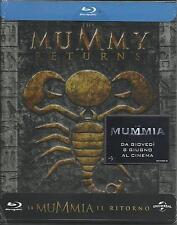 La Mummia 2. Il ritorno (2017) s.e. Blu Ray metal box