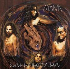 Maná Cuando los ángeles lloran (1995)