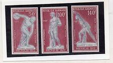 Gabón Deportes olimpiada de munich año 1972 (CP-324)