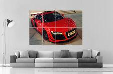 Audi R8 par Prior Design Poster Grand format A0