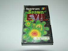 SPAWN OF EVIL by DK TRONICS (1982)  ZX SPECTRUM 48K COMPLETE!