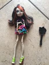 Monster High Poupée Skeletta Excellent état