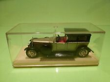 SOLIDO PANHARD LEVASSOR 1925 - CHAMPAGNE/GOLD 1:43 - EXCELLENT IN BOX