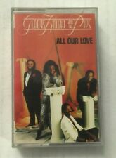 """Gladys Knight & The Pips """"All Our Love"""" Tape Cassette - Never Been Played"""