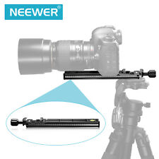 Neewer Rail Nodal Slide Quick Release Clamp Arca Swiss Compatible FNR-200
