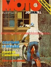 Moto journal 142 jawa 350 california suzuki rl 250 dresch 500 guido mandracci