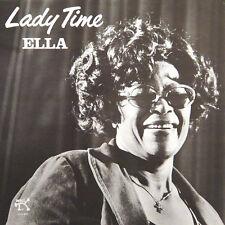 ELLA FITZGERALD Lady Time FR Press Pablo 2310 825 1978 LP