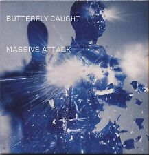 MASSIVE ATTACK - Butterfly caught - CDs SINGLE 2003 COME NUOVO UNPLAYED 7 TRACKS